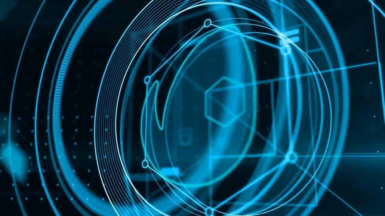 ae模板 logo标志 > ae模板 高科技hud科幻特效演绎动画模板 ae素材