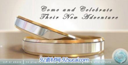 婚庆公司宣传浪漫婚恋相册  AE模板  视频素材  会声会影  高清实拍