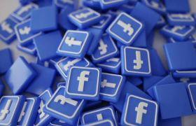 AE模板 三维社交媒体标志方块logo片头模板 AE素材