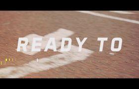 AE模板 炫酷动感长跑运动健身标题转场视频模板 AE素材