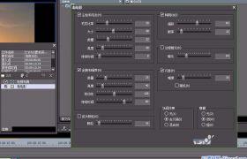 EDIUS怎么给视频制作老电影效果?