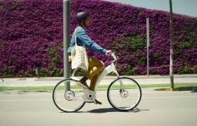 共享单车展现新产物功用宣传片高清实拍