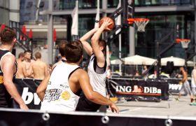 陌头格式篮球球队竞赛4K高清视频