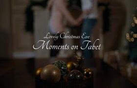 AE模板 圣诞节模板 平安夜家庭视频相册分享 AE素材
