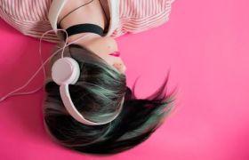音乐素材 少女心生动愉快合适美妆的配景音乐
