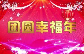 AE模板 2018喜庆团圆年中国风新年狗年片头模板 AE素材