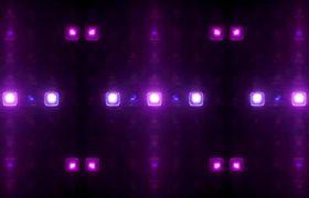 酒吧聚会动感方块灯光闪烁舞台背景视频