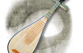 音乐素材 中国琵琶演奏名曲古曲