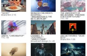 Stash DVD 广告创意短片作品杂志合集126期