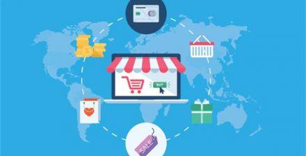 网购电商购物商品促销销售模板、视频素材