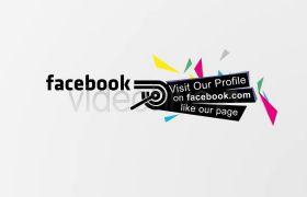 AE模板 社交網絡媒體推廣時間軸創意展示動畫模板 AE素材