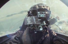 AE模板 震撼未来科技信息战争电影转场模板 AE素材