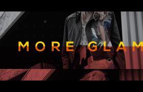 AE模板 时尚动感潮流视频包装蒙版镜头模板 AE素材