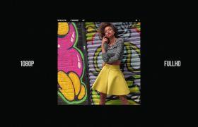 AE模板 时尚视频包装宣传展示幻灯片模板 AE素材