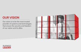 AE模板 经典流畅企业商务会议人物介绍模板 AE素材