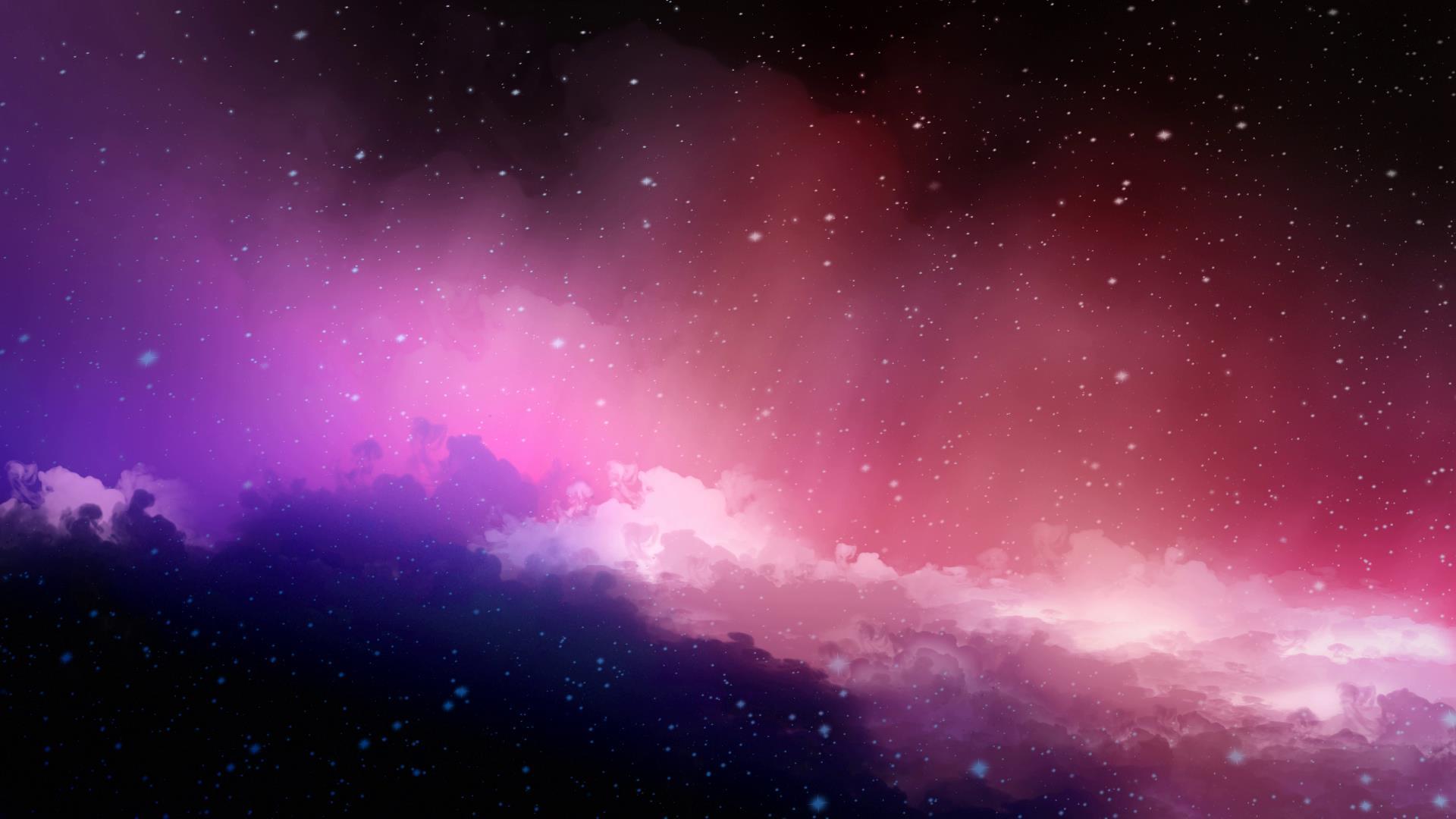 高清夢幻星空壁紙