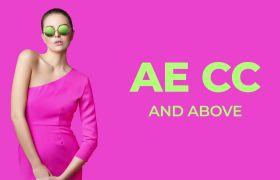 AE模板 现代网络视频直播促销幻灯包装模板 AE素材
