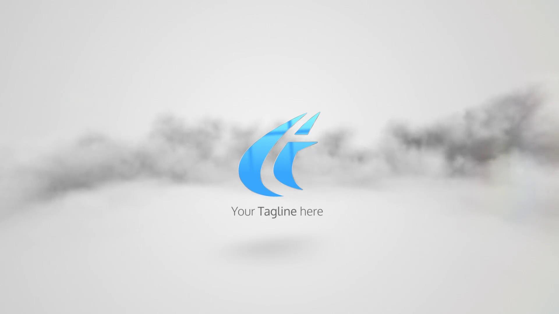 > 【素材推荐】简单干净明亮logo模板   这是一款简洁干净的烟雾冲击