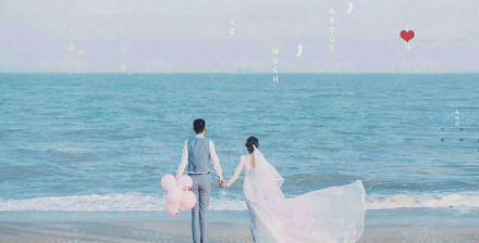 婚庆婚礼 电子相册会声会影模板专题