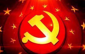 会声会影 大气震撼国庆节庆祝模板