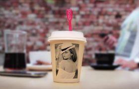 AE模板 微信小视频-咖啡豆求婚生日模板