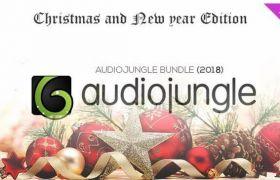 最新2018圣诞节新年配乐音乐素材合集Audiojungle