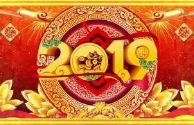 2019中国风春节喜庆新年晚会背景音乐配乐音效合集