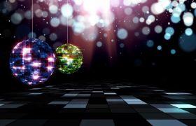 动感潮流酒吧DJ音乐舞蹈背景led视频