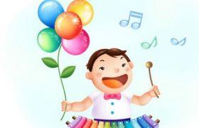 适合孩子听的儿童纯音乐背景配乐