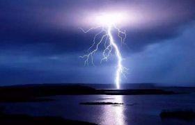 大自然风雨雷电下雨打雷声音效大全