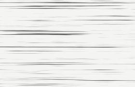 简单漫画黑白横向动态线条转场过渡视频素材