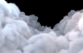 C4D云预设 Cinema 4D Think Particle Cloud Generator 1.2(含教程)