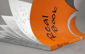 C4D预设下载 C4D书本预设 C4DTools – RealBook 1.1