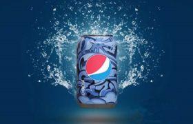 C4D教程:罐装可乐瓶OC渲染器教程视频