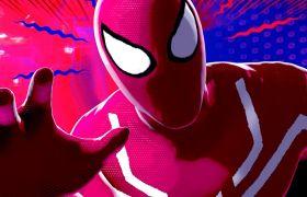 C4D教程:C4D制作卡通手绘风格蜘蛛侠教程视频