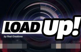 AE脚本:进度条读取动画脚本 LoadUP! v1.6.5