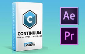 Ae/Pr视觉特效+转场BCC插件包Boris Continuum 2019 v12.0.4 Win破解版