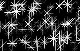 粒子星星闪烁动态通道背景视频