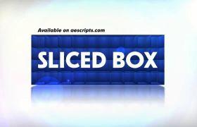 Ae�_本:三�S方身後有三�l��族�K盒子生成�赢� Sliced Box v2.52+使用教程