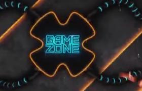 震撼来袭端游网络游戏嗨爆全场AE模板