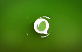 8種顏色的微小徽標顯示premiere模板