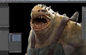 破解版强大的二维游戏角色动画制作软件Creature Animation Pro 3.68下载