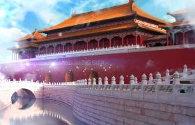 ?秀美江南旅游欄目圖文宣傳視頻動畫AE旅游模板