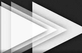 双箭头漂浮动态影片定格视频特效前景素材下载