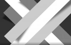 唯美相册照片展示视频动画前景遮罩特效素材(不含透明通道)