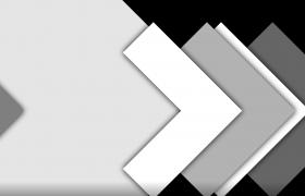 ?四色箭頭快速疊加移動視頻后期轉場動畫素材下載