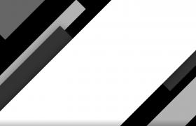 动感直线切入演绎三维立体视频观感后期特效叠加视频素材
