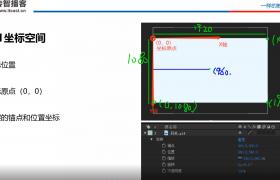传智播客AE入门精品教程第十二讲:AE坐标空间