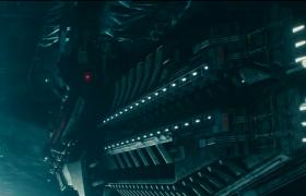 星际迷航:驶入黑暗电影精彩片花会声会影模版