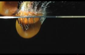 蔬菜水果下锅瞬间高清实拍视频素材